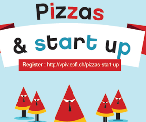 Pizzas & Start-up events
