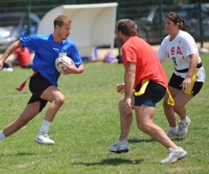 Darwin Digital Events Touch Rugby Tournament