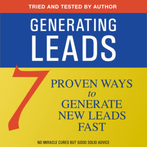 7 proven ways to generate leads fast!